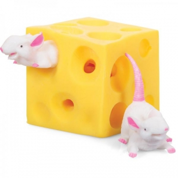 Stretchy Cheese with Mice