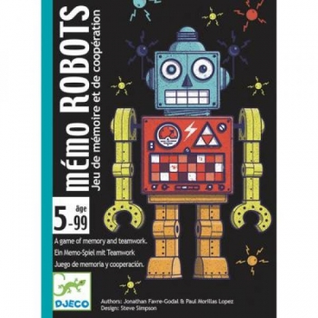 Card game - Robots