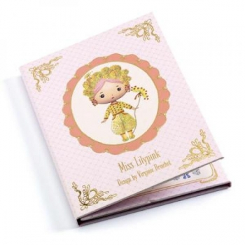 Tinyly - Stickers removable - Miss Lilypink