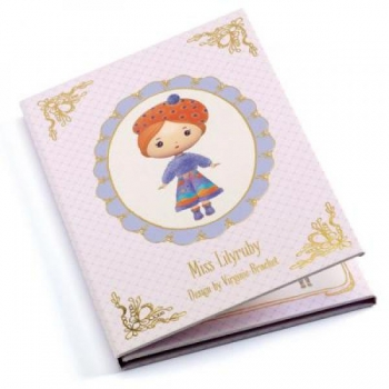 Tinyly - Stickers removable - Miss Lilyruby