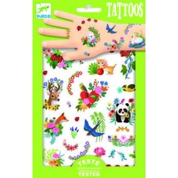 Tattoos - Happy spring