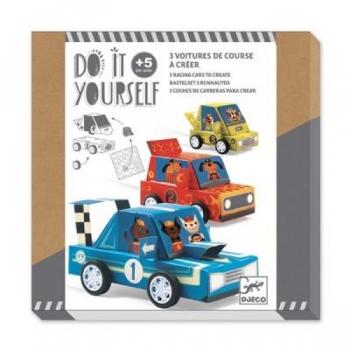 DIY - Racing cars - Grand Prix