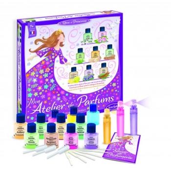"""Komplekt parfüümide valmistamiseks """"Idamaised lilled"""""""