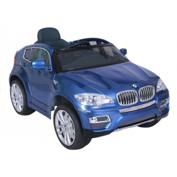 Ride on car BMW X6 (Blue) Painted