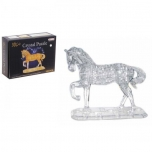 Crystal Puzzle Horse