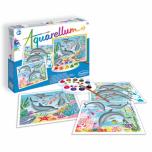 """Aquarellum """"Dolphins"""""""
