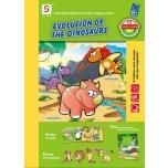 """Магнитная книга - игра """"Динозавры"""""""
