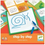 Eduludo - Step by step Animals and Co