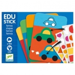 Eduludo - Edu Stick Shapes