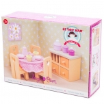 Dollhouse Furniture / Sugar Plum Dining Room 14pcs