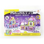 Magnetic World Puzzle Dream Castle 118 pcs