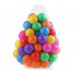 Набор пластиковых шариков для сухого бассейна диаметр 6,5 см 50 шт