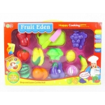 Fun Cutting Fruits & Vegetables Food Playset for Kids