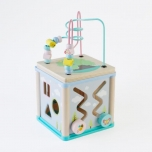 Развивающая деревянная игрушка / деревянная игрушка Лабиринт