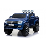 Children ride on car Volkswagen Amarok (Blue) Painted