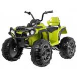 Electric Battery Quad ATV Green