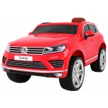 Children ride on car Volkswagen Touareg (Red)