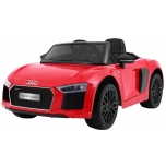 Children ride on car Audi R8 Spyder (Red) Painted