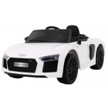 Children ride on car Audi R8 Spyder (White)