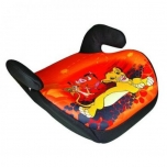 Booster seat for cars LION KING