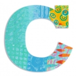 C - Peacock letter