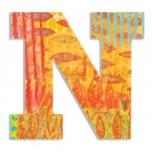 N - Peacock letter