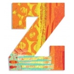 Z - Peacock letter