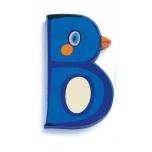 Djeco Животные буква - B