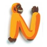 Djeco Животные буква - N