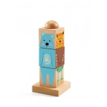 Wooden puzzles blocks - Twistizz
