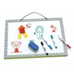 Wooden magnetics - My magnetic board