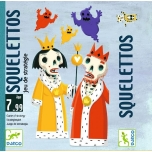 Playing cards - Squelettos