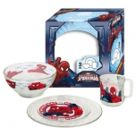 Mealtime set 3pcs. SPIDER MAN