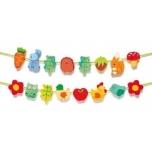 18 Garden beads
