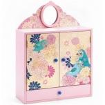 Розовый шкафчик для украшений DJECO