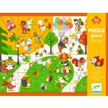 Giants puzzles - Flocky puzzle - Square