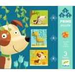 Puzzle - Dogs - 4, 6, 9pcs