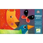Giant Puzzle - Animal Parade - 36pcs
