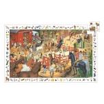 Puzzle - Horse-riding - 200 pcs