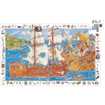 Puzzle - Pirates - 100 pcs