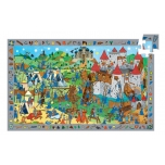 Observation Puzzle – Knights (54 pcs)