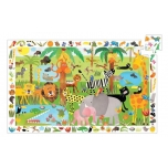 Observation Puzzle – Jungle (35 pcs)