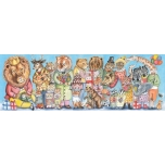 Puzzles Gallery - Puzzle Galery - King party - 100 pcs