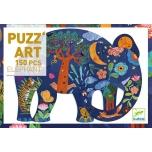 Puzz'Art - Eléphant - 150pcs