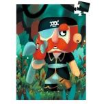 Мини-пазл Пират Сэм (60 деталей)