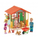 Doll house - Garden playhouse