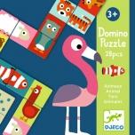 Domino - Animo-puzzle
