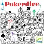 Настольная игра PokerDice Djeco