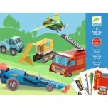 Paper toys - Trucks