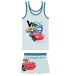Underwear set in a hanger 2pcs. CARS
